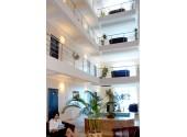 Отель «Оазис» холл