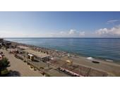 SPA-отель «Охотник» Внешний вид, вид на пляж