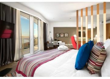 Отель «Radisson Blu Paradise Resort & Spa Sochi| Полулюкс 2-местный 1-комнатный.