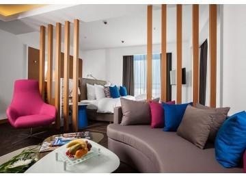 Люкс 2-местный 1-комнатный | Отель «Radisson Blu Paradise Resort & Spa Sochi