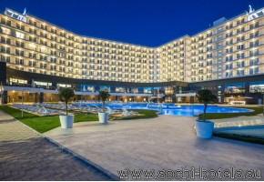 «Radisson Blu Paradise Resort & Spa» Отель