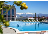 Отель « Radisson Blu Paradise Resort & Spa Sochi» Бассейн
