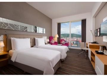Отель «Radisson Blu Paradise Resort & Spa Sochi» | Стандарт 2-местный 1-комнатный