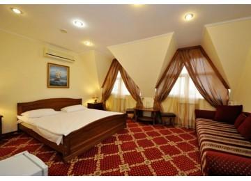Отель «Риф» Адлер Люкс 2-комнатный 2-местный