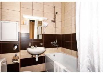 Русский Дом Стандартный 2-местный DBL/TWIN+extra bed