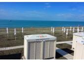 «Сочи Парк Отель»,  пляж