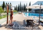 Отель «Sport Inn» (Спорт Инн)  спортивный бассейн