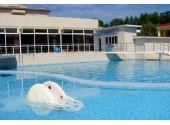 Санаторий «СССР» Открытый бассейн