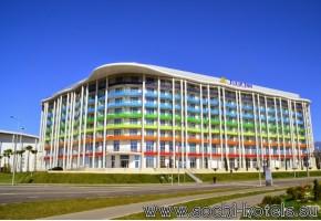 «Tulip Inn Omega Sochi» Отель