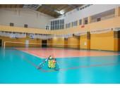 """Спорт-отель """"Витамин"""" (Sport hotel Vitamin), спортивный комплекс, теннисный корт, баскетбольная площадка, волейбольная площадка, борьба, ринг, татами"""