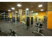 """Спорт-отель """"Витамин"""" (Sport hotel Vitamin), спортивный комплекс, тренажерный зал"""
