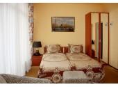 Санаторий « Южное взморье» 2-местный 1-комнатный стандарт повышенной комфортности