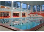 Санаторий « Южное взморье» Крытый бассейн