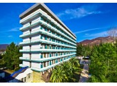 Санаторно курортный комплекс «Знание» Территория