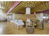 Санаторно курортный комплекс «Знание» Столовая