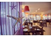 Отель «Золотой Дельфин» Ресторан