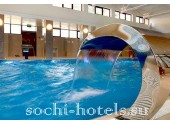 Санаторий «Электроника» ,крытый  бассейн