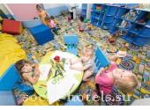 Санаторий «Электроника», детская площадка
