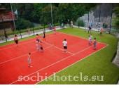 Санаторий «Электроника», спорт , спортивные сборы
