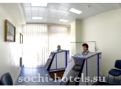 Санаторий «Электроника», лечебная база