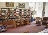 Пансионат «Гренада», библиотека