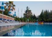 Санаторий «Одиссея»,  бассейн