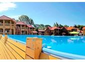 """Отель """"Озеро Дивное"""", бассейн"""
