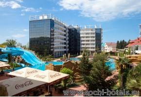 «Прометей Клуб» Отель