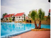Отель & СПА «Прометей Клуб» Территория отеля