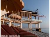 Отель & СПА «Прометей Клуб» Пляж