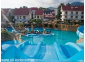 Отель & СПА «Прометей Клуб» Аквапарк