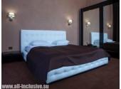 Отель & СПА «Прометей Клуб» 2-местный 2-комнатный люкс в Главном корпусе