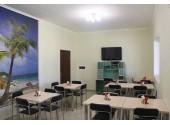Гостевой дом «Рузана», столовая, общая кухня