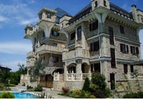 «Замок у моря»  Отель