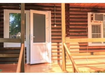 АкваЛоо Стандарт 2-местный в семейном домике «Морская прохлада»