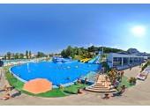 Санаторно курортный комплекс « АкваЛоо» Внешний вид, территория, аквапарк