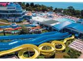 Санаторно курортный комплекс « АкваЛоо»Внешний вид, территория, аквапарк