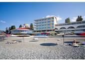 Отель «Горный Воздух» Территория, внешний вид