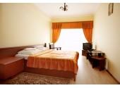 Отель « Горный Воздух» 2-местный 2-комнатный люкс с джакузи