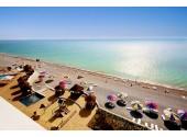 Отель «Горный Воздух» Инфраструктура Пляж