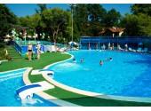 Пансионат« Олимпийский Дагомыс» Внешний вид, территория, бассейн
