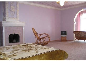 Отель «Парегам» |Люкс 2-х местный 1 комнатный