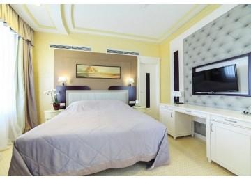 Люкс 2-местный 2-комнатный , (корп. Спальный )