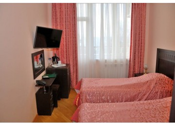 Беларусь Стандарт 2-местный 1-комнатный корп.Приморский