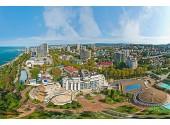 """Санаторий """"Черноморье"""", внешний вид, территория"""