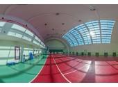 "Санаторий ""Черноморье"", внешний вид,  спортивный зал"