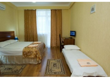Отель Green Hosta| 2-местный стандарт комфорт с балконом