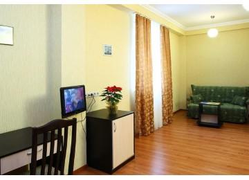 Отель Green Hosta | 2-местный полулюкс
