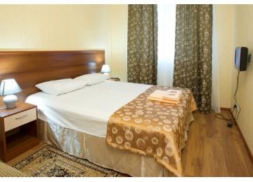Отель Green Hosta | 3-местный 2-комнатный семейный