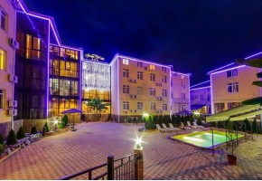 «Green Hosta» Отель